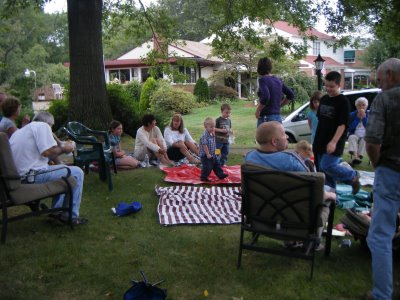 Dazet picnic 1